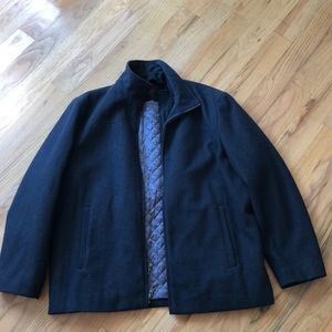 Men's Large Winter Jacket